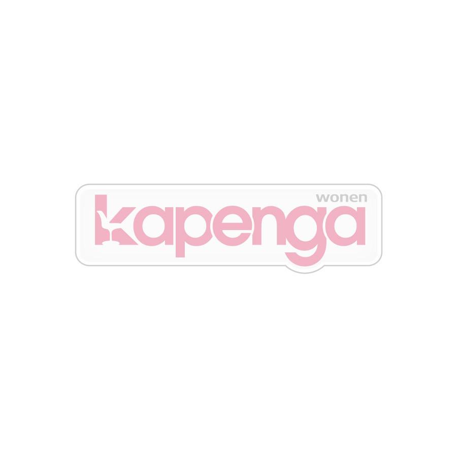 Tafelloper Dip Dye White-Pink
